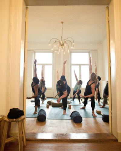 Yoga en Pilates