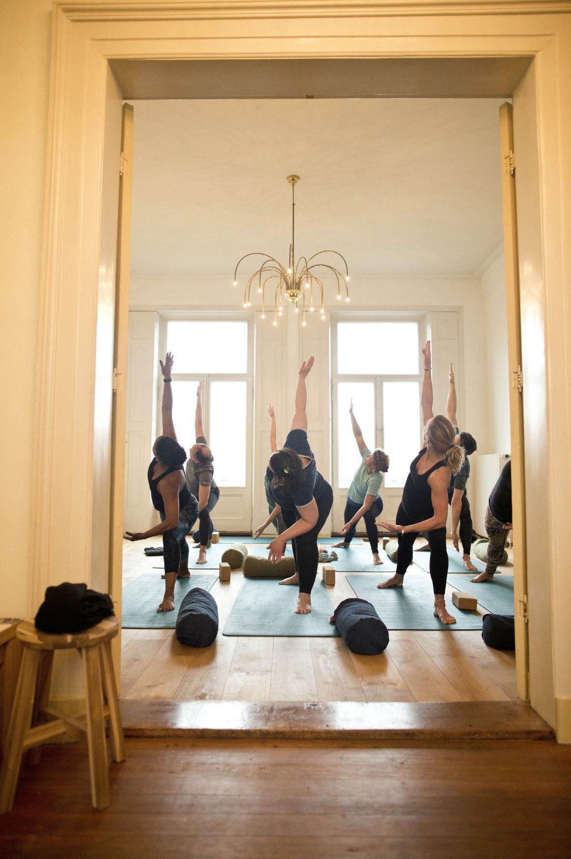 Yoga en Pilates Velp